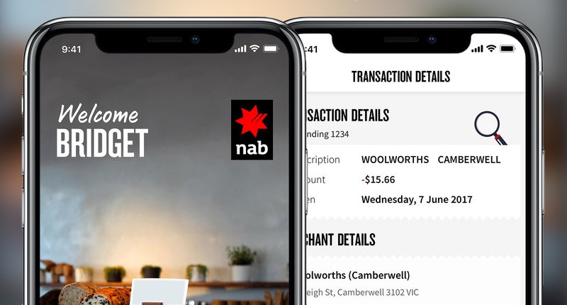 NAB Mobile Banking iOS App